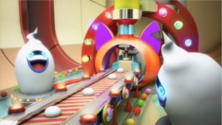 レベルファイブとNHNPlayArt、「妖怪ウォッチ」のスマホ向けパズルゲーム「妖怪ウォッチPuniPuni」のオープニングムービーを公開