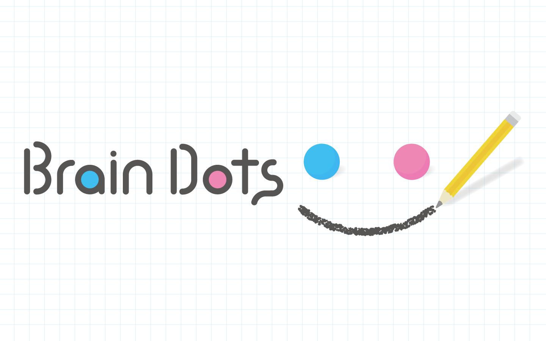 トランスリミット、スマホ向け頭脳ゲーム最新作「Brain Dots」をリリース