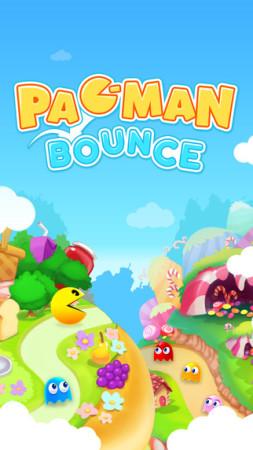 バンダイナムコエンターテインメント、スマホ向けパックマンの最新作「PAC-MAN Bounce」をカナダとオーストラリアでテスト配信