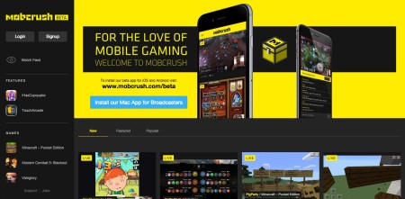 モバイルゲーム実況サービスのMobcrush、新たに1000万ドルを調達