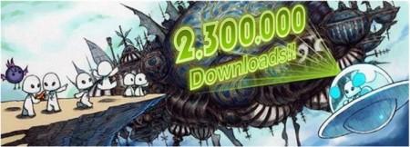 ミストウォーカーのスマホ向けRPG「TERRA BATTLE」が230万ダウンロードを突破 コザキユースケさんによる新キャラを制作開始