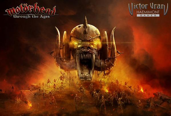 Haemimont Games、英ロックバンド「Motörhead」のPCゲーム「Motörhead -Through the Ages」を今年末リリース