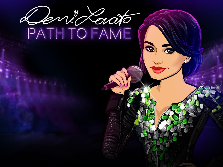 Pocket Gems、女性シンガーのデミ・ロヴァートをモチーフとしたスマホゲーム「Demi Lovato: Path to Fame」をリリース
