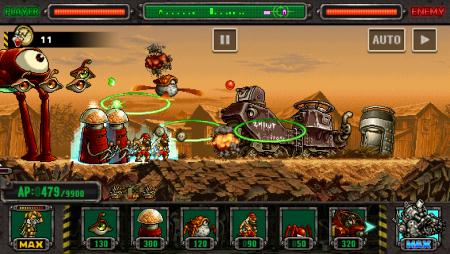 SNKプレイモア、スマホ向けディフェンスゲーム「メタルスラッグ ディフェンス」にてKOFコラボ企画を実施