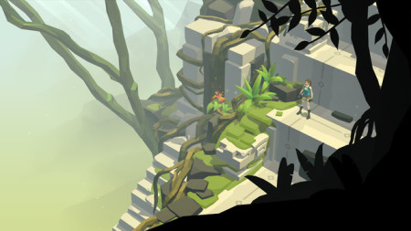 Square Enix Montreal、「トゥームレイダー」シリーズのスマホ向けスピンオフタイトル「Lara Croft GO」をリリース