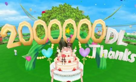 アソビモのスマホ向けアクションMMORPG「ぷちっとくろにくるオンライン」、200万ダウンロードを突破