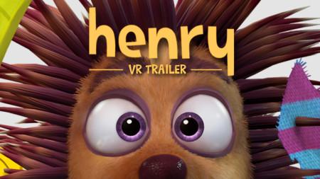 Oculus VRの映画スタジオ、最新作「Henry」のVR用トレーラー動画を公開