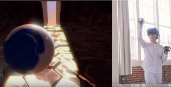 Oculus VRがモデリングツールも提供 専用VRコントローラー「Oculus Touch」と共にVRモデリングツール「Oculus Medium」をリリース
