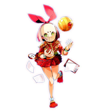 Xio、スマホ向けシミュレーションRPG「超銀河秘球 コズミックボール」にて「仮面女子」とコラボ
