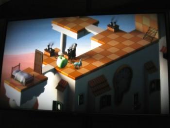 【TGS2015】シュールレアリズムなアクションパズルゲーム「Back to Bed」がPS移植 不思議な世界観を大画面で体験しよう