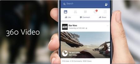 Facebook、傘下のOculus VRと協力しニュースフィード上の360度動画に対応