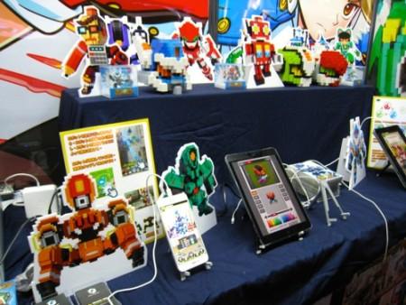【TGS2015】台湾のQubit Games、昨年よりさらに進化したスマホ向け3Dロボットアクション「Qubot」をプレイアブル出展