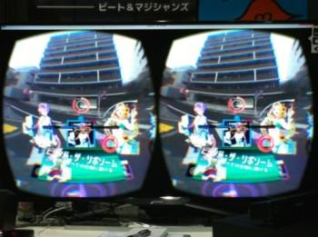【TGS2015】 スマホ向け対戦&育成リズムゲーム「ビート&マジシャンズ」がVR化! 「ビーマジVR」で遊んでみた