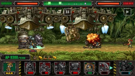KOF新作発表記念! SNKプレイモア、スマホ向けディフェンスゲーム「メタルスラッグ ディフェンス」にて「KOFエリア」を追加