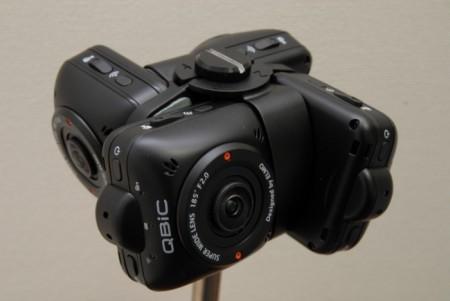 エルモ社、VR動画撮影システムに於いて仏VideoStitchと業務提携