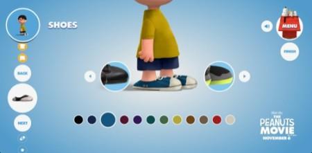 【やってみた】スヌーピーが好きな人にオススメ! 「Peanuts」風のキャラクターをカスタムできる「Get Peanutized」