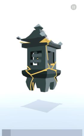 【やってみた】陶磁器の修復技法「金繕い」がモチーフのスマホ向け3Dジグソーパズルゲーム「Kintsukuroi」