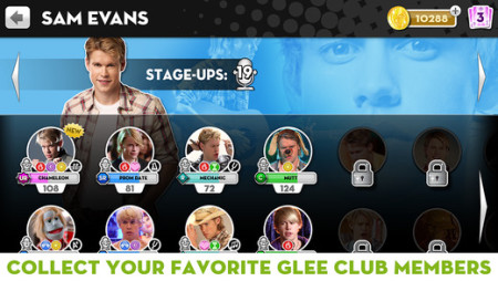 KLab、人気海外ドラマ「Glee」のリズムアクションゲーム 「Glee Forever!」を全世界でリリース