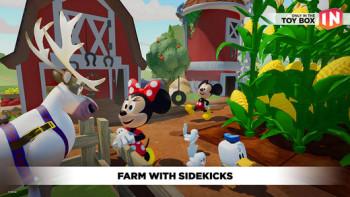 ディズニー・インタラクティブ、「Disney Infinity 3.0」のスマホ版「Disney Infinity: Toy Box 3.0」をリリース