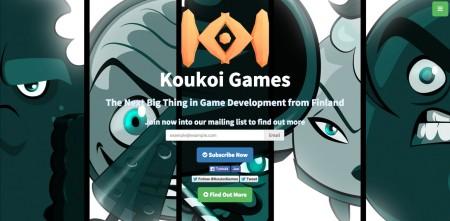 フィンランドのモバイルゲームデベロッパーのKoukoi Games、シードラウンドにて100万ドルを調達
