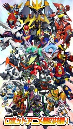 バンダイナムコエンターテインメント、スパロボ初のスマホゲーム「スーパーロボット大戦X-Ω」をリリース