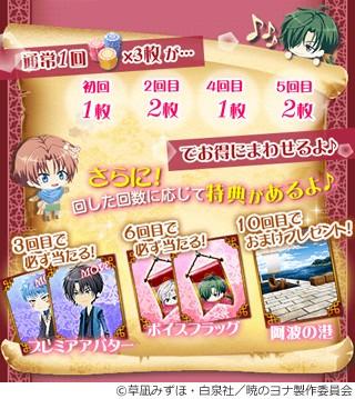 エイタロウソフト、スマホ向け乙女ゲーム「マフィアモーレ☆」にて人気コミック「暁のヨナ」とコラボ