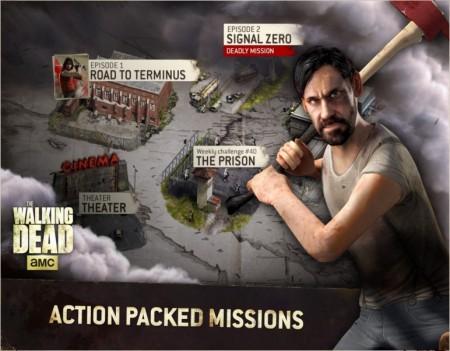 人気ソンビドラマシリーズ「ウォーキング・デッド」のスマホゲーム「The Walking Dead: No Man's Land」、リリースから5日で100万ダウンロードを突破