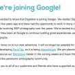 Google、360°パノラマ写真を生成するスタートアップのDigisferaを買収