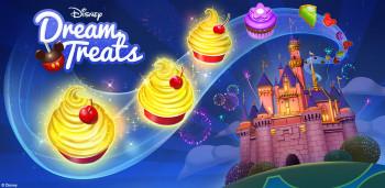 ディズニー、ディズニーキャラが総登場するスマホ向けパズルゲーム「Disney Dream Treats」をリリース