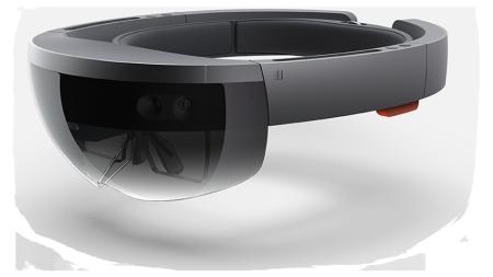 Microsoft、複合現実ヘッドマウントディスプレイ「HoloLens」の開発者向けキットを2016年第1四半期に発売