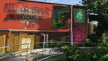 米テーマパークのCarowinds、2016年春にタワーディフェンスゲーム「Plants Vs. Zombies」のアトラクションをオープン