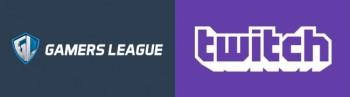 GAMERS LEAGUE、ゲーム動画配信サービスのTwitchとパートナー契約を締結