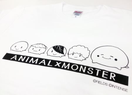 フィールズ、スマホ向け跳弾バトルRPG「アニマル×モンスター」の公式グッズをAppBank Store新宿にて販売