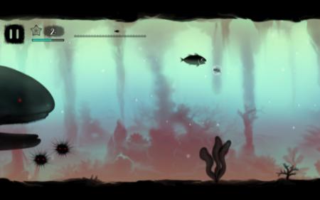 【やってみた】まるで絵本のような美しいほんわかアクションゲーム「LiTTLE FiSH」