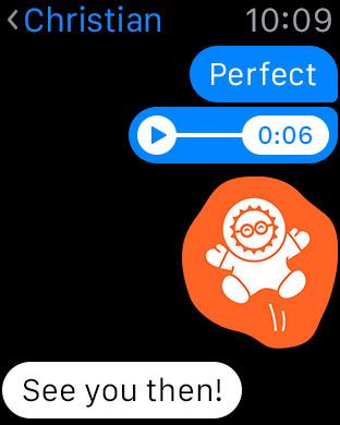 Facebook、メッセンジャーアプリのiOS版をアップデートしApple Watchに対応