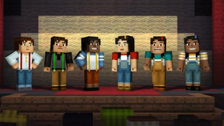 Telltale Games、Minecraftをベースとしたアドベンチャーゲーム「Minecraft: Story Mode」のiOS版をリリース