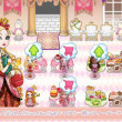 Animoca Brandsとマテル、ドール玩具「Ever after High」のスマホゲーム「Ever After Hig Tea Party Dash」をリリース