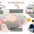 NEC、腕を仮想キーボード化するユーザインタフェース「ARmKeypad」を開発