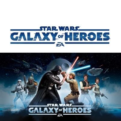 EA、映画「スター・ウォーズ」シリーズのスマホ向け最新作「Star Wars Galaxy of Heroes」の事前登録受付を開始