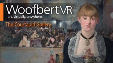 Reload Studios、VR美術館アプリ「WoofbertVR」をGear VR向けにリリース
