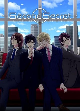 オルトプラス、8/10にスマホ向けBLノベルゲーム「SecondSecret」のドラマCDをリリース