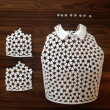 アパレルアイテム製作オンラインサービスのSTARted、3Dプリンタを使った一般販売用の服「3D Normcocre」を発表
