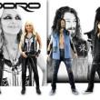 ドイツのヘヴィメタルバンドのDORO、3Dスキャナと3Dプリンタで製作したメンバーのフィギュアを発売