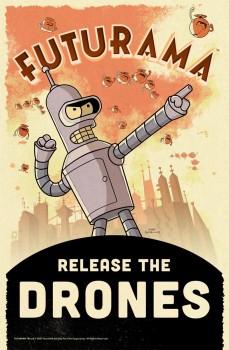 Wooga、アニメ「Futurama」のスマホゲーム開発のためFoxと提携