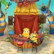 【やってみた】箱庭ゲーム「Minions Paradise」でミニオン達の南国リゾートを作ろう!