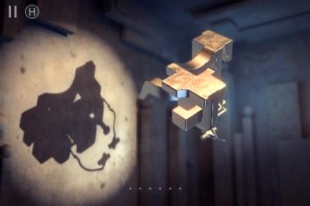 【やってみた】謎の物体をくるくる回して形を見付ける影絵当てゲーム「Shadowmatic」