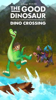 ディズニー、ピクサーの新作映画「The Good Dinosaur」(アーロと少年)のスマホゲーム「The Good Dinosaur: Dino Crossing」をリリース