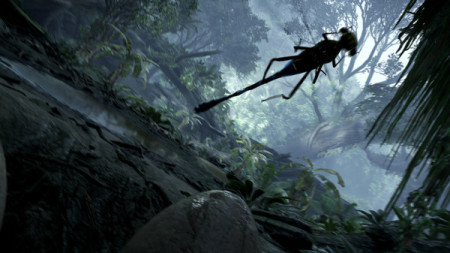 Crytek、Oculus Rift向けのVRデモ「Back to Dinosaur Island」を発表