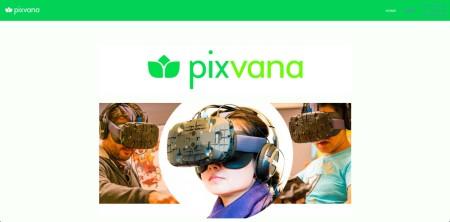 VR映像をクラウドベースで配信するPixvana、600万ドルを調達