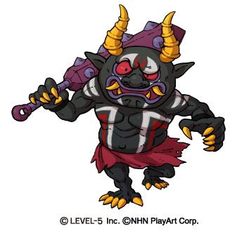 「妖怪ウォッチPuniPuni」が本物の「黒鬼」メダルがもらえるキャンペーンを開始 「モモタロニャン」たちの妖怪ぷにも登場